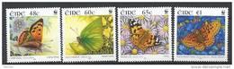 Irlande 2005 N°1656/1659 Neufs ** Papillons - Neufs