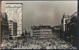 °°° 224 - CROAZIA - ZAGREB - 1966 With Stamps °°° - Croazia