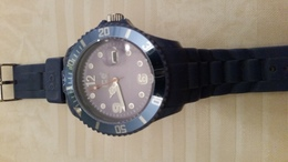 Ice Watch Blauw Sportief Horloge - Montres Modernes