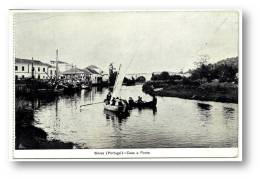 Silves 1910's - Caes E Ponte - Ed. Eduardo Lopes & Irmão - Portugal - 2 Scans - Faro