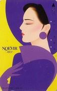 Télécarte Japon / 110-61885 - Cosmétiques NOEVIR / Femme Chapeau - Girl Japan Cosmetics Phonecard Parfum Perfume - 226 - Perfume