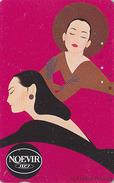 Télécarte Japon / 110-87630 - Cosmétiques NOEVIR / Femme - Girl Japan Cosmetics Phonecard Parfum Perfume - 233 - Parfum