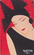 Télécarte Japon / 110-28535 - Cosmétiques NOEVIR / Femme - Girl Japan Cosmetics Phonecard Parfum Perfume - 236 - Perfume