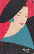 Télécarte Japon / 110-41199 - Cosmétiques NOEVIR / Femme - Girl COSMETICS Japan Phonecard Parfum Perfume - 239 - Parfum