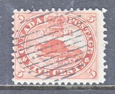 Canada  15  (o) - 1851-1902 Reign Of Victoria