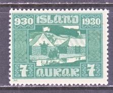 Iceland 154  * - Unused Stamps
