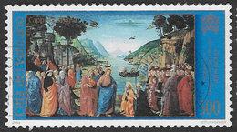 Vatican SG1274 2000 Restoration Of The Sistine Chapel (1st Series) 500l Good/fine Used [31/28121/7D] - Oblitérés