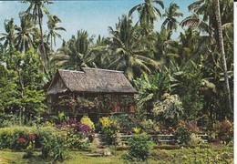 PHILIPPINES--a Typical Philippine Nipa Hut ....---voir 2 Scans - Philippines