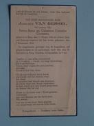 DP Josephus Van DESSEL ( Zoontje Van Petrus & Celestina GOOSENS ) Berg 11 Maart 1944 - 7 Dec 1946 ( Zie Foto´s ) !