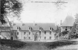 CPA - GUILERS (29) - Ker Ahès - Aspect Du Château De Keroual Au Début Du Siècle - France