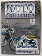 Triumph Thunderbird  1/18     ( DeAgostini/Maisto ) - Motorcycles