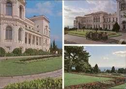 Krim, Livadya, Schlossmuseum Mehrbildkarte - Ukraine