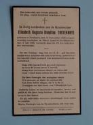 DP Elisabeth TASTENHOYE () Hoeilaart 19 Nov 1929 - Ukkel St. Elisabeth 9 Juli 1943 ( Zie Foto´s ) !