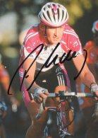 4980 CP Cyclisme   Rolf Aldag   Dédicacée - Cyclisme