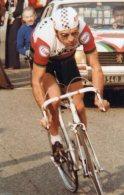 5113  Photo Cyclisme   Walter Ricci - Radsport