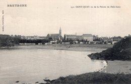B29031 Saint Quay Vue De La Pointe Du Petit Isnin - France