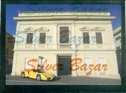 MARANELLO- STAGIONE TEATRALE AUDITORIUM ENZO FERRARI--ANNULLO SPECIALE 3/3/2003- MARCOFILIA - TARGHETTE ROSSE - Grand Prix / F1