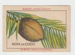 FICHE ILLUSTREE BLECAO / NOIX DE COCO - Fiches Illustrées
