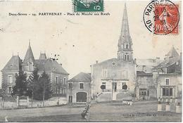 79 PARTHENAY PLACE DU MARCHE AUX BOEUFS - Parthenay