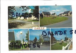 CPM - LAILLE (35) Multivues - Francia