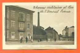 """CPA 52 Bourbonne Les Bains """" Thermes Militaires """" Texte Editeur - LJCP 15 - Bourbonne Les Bains"""