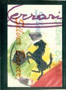 MARANELLO- BUONE FESTE- FERRARI--ANNULLO SPECIALE 16/12/2002- MARCOFILIA - TARGHETTE ROSSE - Grand Prix / F1