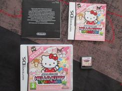 JEU NITENDO DS HELLO KITTY Et Ses Amis (complet Voir Photo ) - Nintendo 64