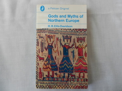 """GODS AND MYTHS OF NORTHERN EUROPE"" - Libri, Riviste, Fumetti"