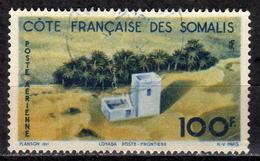 FRANZ.SOMALIKÜSTE 1947 - MiNr: 305  Used - Französich-Somaliküste (1894-1967)