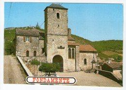 FONDAMENTE. L'EGLISE ROMANE - France