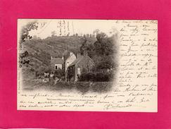 27 EURE, Environs D'Harcourt, Village Du MOULIN-FOULOIR, Précurseur, (E. Faucon) - Harcourt