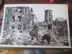 St-MALO-BOMBARDE - DOCUMENT PHOTO BEROUL - 1939-45