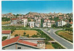 ANCONA (014) - CASTELFIDARDO Panorama - FG/Vg 1978  (spedita, Con Firma, Dal Preside) - Ancona