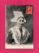 79 DEUX-SEVRES, THOUARS, Coiffure Et Costume Thouarsais, Animée, 1907, (D. B.) - Costumes
