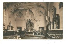 Haute Croix Pensionnat Des Ursulines Chapelle - Pepingen