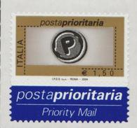 PRIORITARIA 2004  -  1 FRANCOBOLLO NUOVO EURO  1,50 (230315) - 6. 1946-.. Repubblica