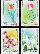 Kirgizië / Kyrgyzstan - Postfris / MNH - Complete Set Flora 2016 - Kirgizië