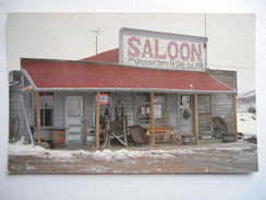 "CPM ""Santa Fe Saloon - Goldfield - Nevada"" - Etats-Unis"