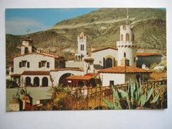 """CPM """"Scotty's Castle Death Valley Ranch"""" - Etats-Unis"""