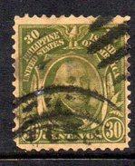 T1979 - FILIPPINE 1906, Yvert N. 217 Usato. - Filippine