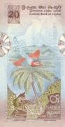 Sri Lanka P.86 20 Rupees 1979 Unc - Sri Lanka