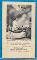 Bidprentje Van Philippina Wuestenbergs - Bunsbeek - 1873 - 1938 - Images Religieuses