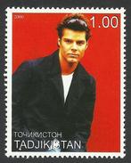 Tajikistan, 1 S. 2000, Ricky Martin, MNH - Tajikistan