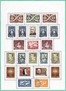 Portugal - Collection Vendue Page Par Page - Timbres Oblitérés / Neufs */** (avec Ou Sans Charnière) - Collections