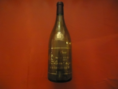 Vin - Sérigraphiée - 1991 - ROI CHAMBERTIN - Cuvée Bernard LOISEAU - Magnum - Bouteille Vide - - Vino