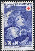 FRANCE : N° 1700 Oblitéré (Croix-Rouge) - PRIX FIXE - - France