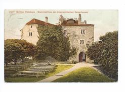 Schloss Habsburg Stammschloss Des österreichischen Kaiserhauses 1909 - AG Argovie