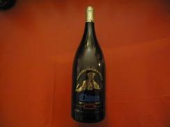 Vin - Sérigraphiée - 1995 -  CHINON - ¨Caves Des Vins De Rabelais - 37500 CHINON - Magnum - Bouteille Vide - - Vino