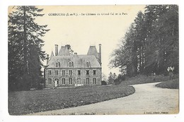 COMBOURG  (cpa 35)   Le Château Du Grand Val Et Le Parc -   - L 1 - Combourg