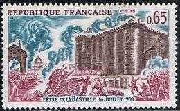 FRANCE : N° 1680 ** (Histoire De France : Prise De La Bastille) - PRIX FIXE - - France